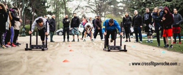 CrossFit Gavroche