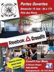 CrossFit four Wings