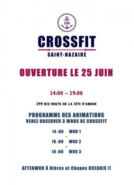 CrossFit St Nazaire
