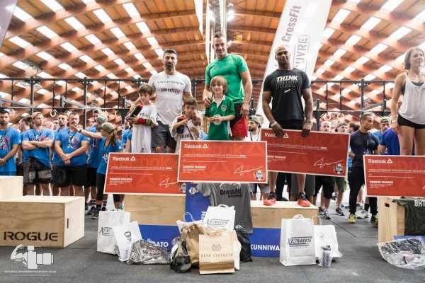 French throwdown, masters hommes