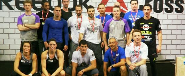 Classement provisoire pour les championnats de France de Crossfit
