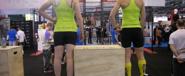Championnats de France de Crossfit: Nos championnes y étaient !