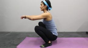 Position de squat et Mouvements olympiques