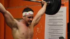 Portrait d'un CrossFitteur – Laurent Camps