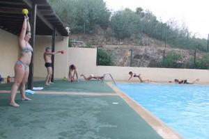 X-Fit training