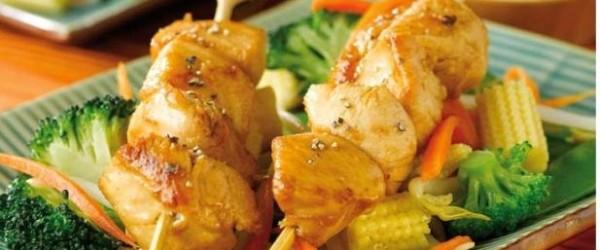 RECETTE #4 : poulet au citron