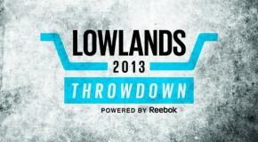 Lowlands Throwdown – la finale – les vainqueurs