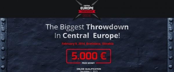 Nouvelle compétition throwdown