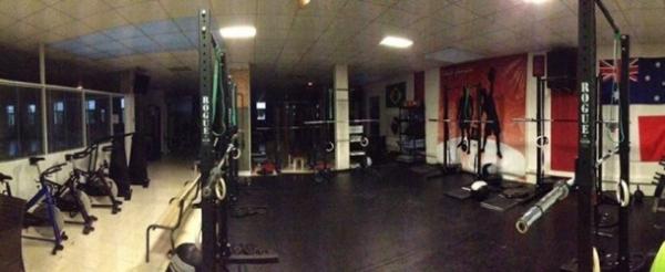 Présentation de CrossFit SLV