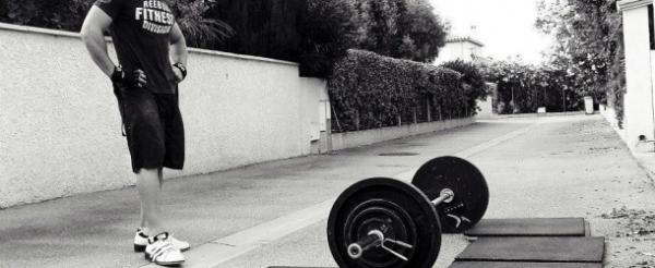 Portrait d'un CrossFiteur – Guillaume Magnouat