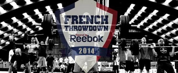 Les participants au French Throwdown
