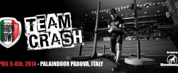 The Italian Throwdown Team Crash 2014
