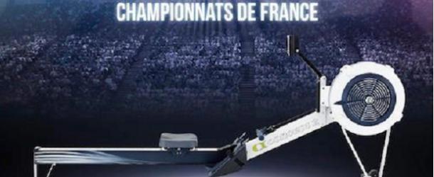 Open de France d'aviron indoor 2014