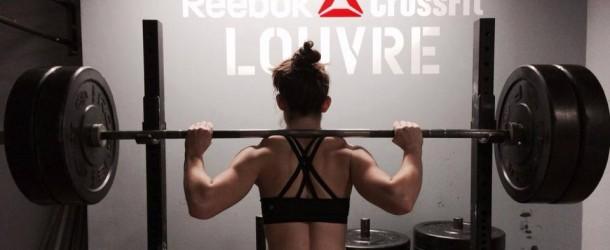 Portrait d'une CrossFiteuse  Annie DeSaussure