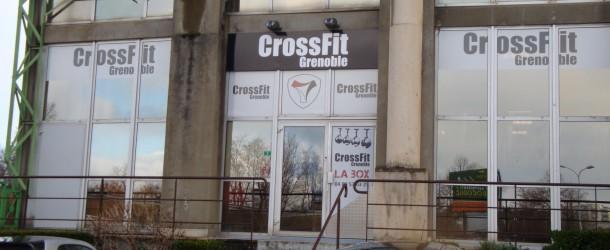 Visite à CrossFit Grenoble