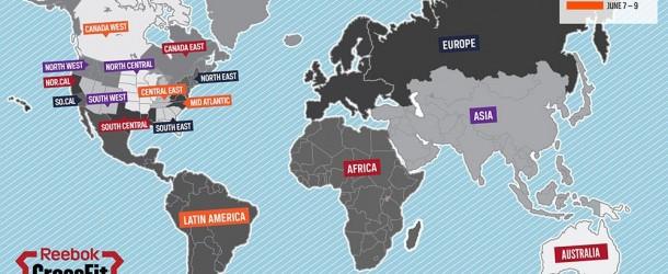 Les participants au Régional Europe