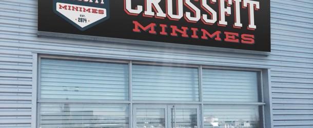 Présentation de CrossFit Minimes