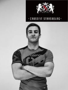 Luc Miller CrossFit Strasbourg