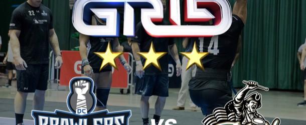 Philadelphia Founders vs DC Brawlers
