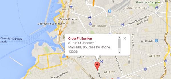 CrossFit Epsilon