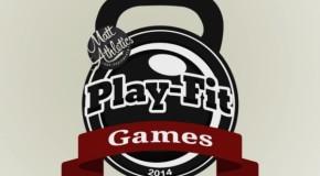 Récompenses des playfit games winter édition 2014