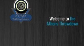 Athens Throwdown : Les WODs de qualification