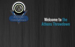 athens throwdown