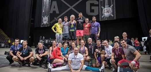 The Athletes Games – jour 2 – les vainqueurs