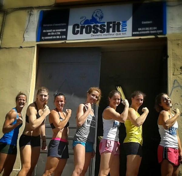 CrossFit Lyon