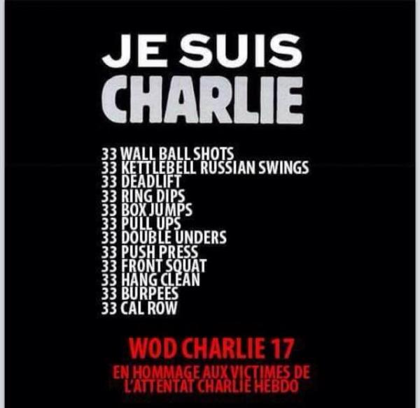 WOD Charlie