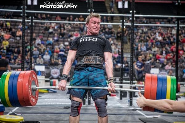 Erik Haug, The athlete Games