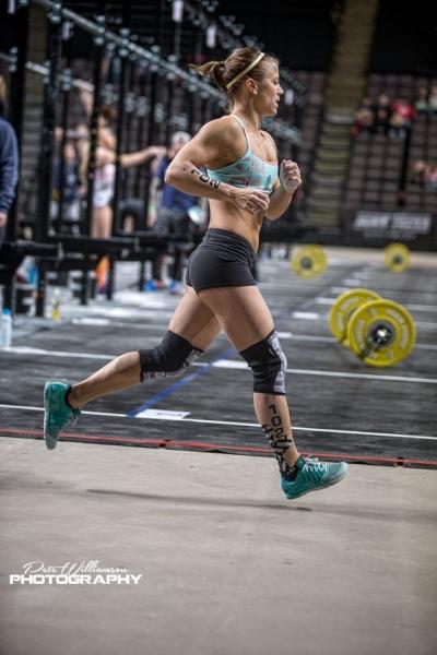 Kristin Holte the athlete Games