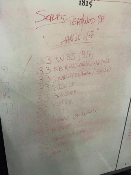 CrossFit1815