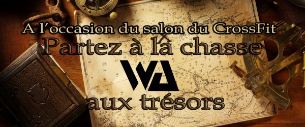 Wodfit Apparel propose une chasse aux trésors !