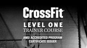 Prochaines formations CrossFit level 1 – 2 – spécialités
