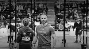 Portrait d'un CrossFiteur Master : Olivier Leoty