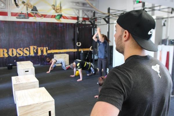 CrossFit Elephas