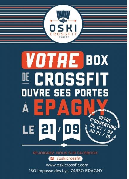 Oski CrossFit