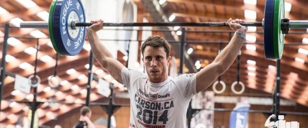 Présentation d'un CrossFiteur Emmanuel Gauthier