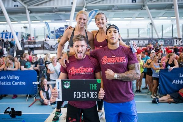 The renegades super team cup