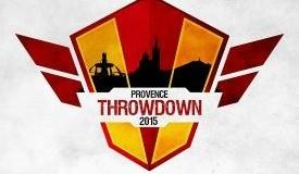 Les participants au Provence Throwdown