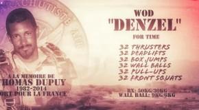 WOD du jour : Denzel