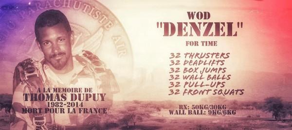 wod Denzel