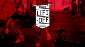 Compétition d'haltérophilie en ligne par CrossFit
