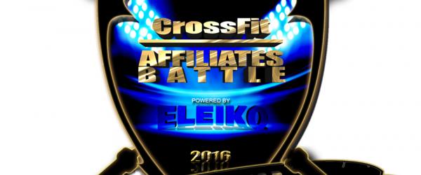 Qualification affiliate battle WOD 3