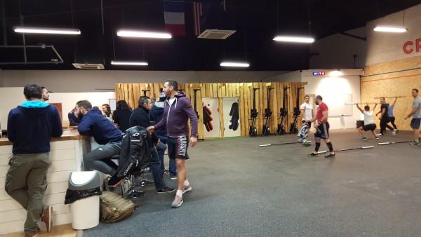 CrossFit Portet sur Garonne