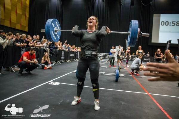 Nina Haff, the athlete games