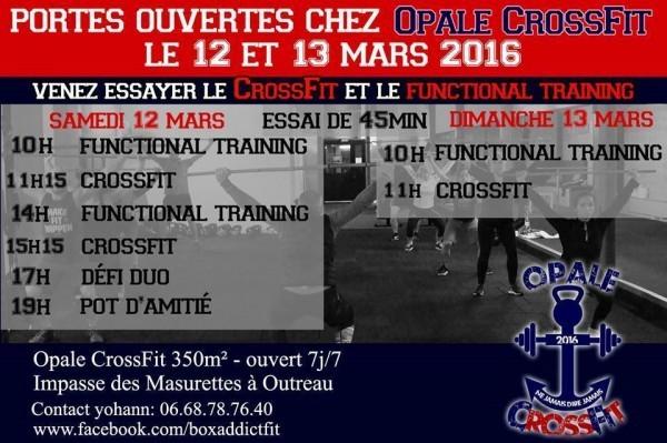 Opale CrossFit