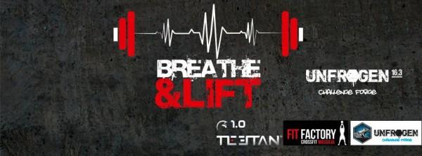Unfrogen 16.3 – Breathe & Lift