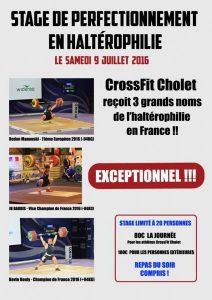 Crossfit Cholet